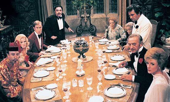 Πρόσκληση σε γεύμα από έναν υποψήφιο δολοφόνο (Murder by Death)